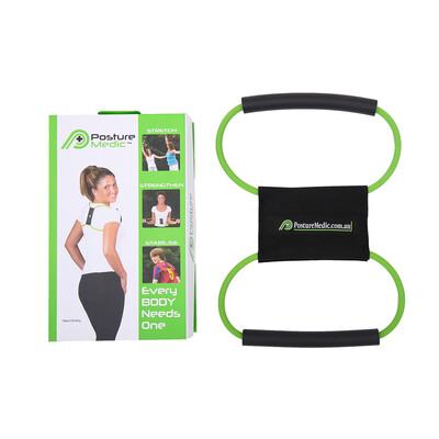 Корректор-эспандер Posture Medic (M, зеленый)
