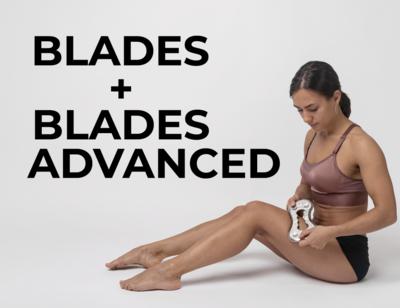 23-24 октября 2021 / Петербург / Blades + Blades Advanced