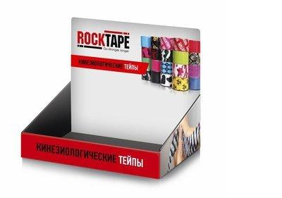 Настольный бокс для тейпов RockTape