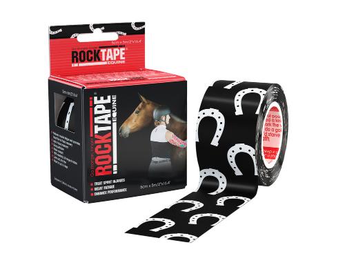 RockTape Equine, 5см×5м, подкова