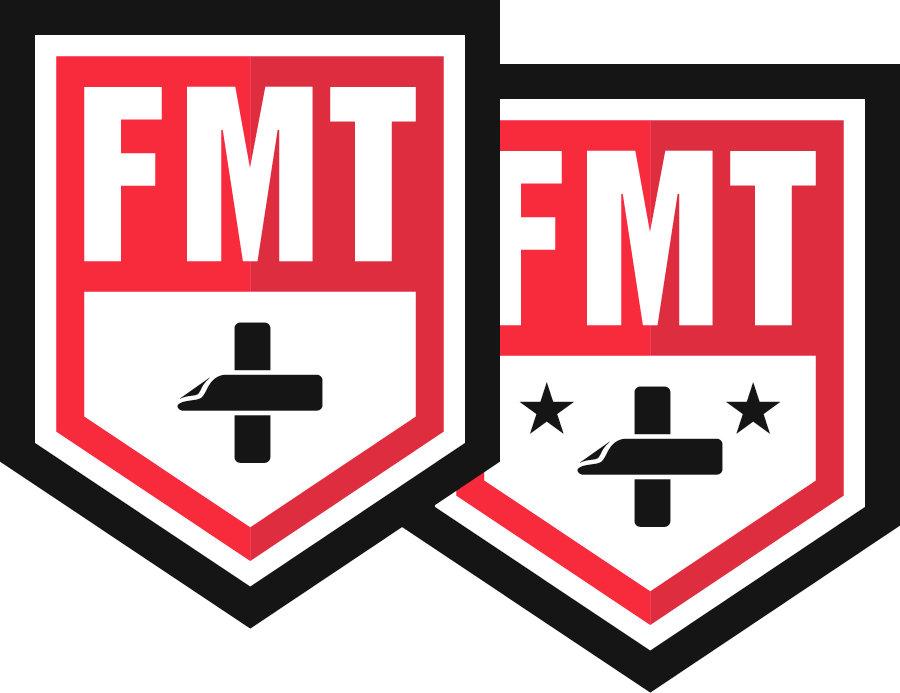 16-17 октября 2020 / Тюмень / FMT Basic+Performance: кинезиотейпирование
