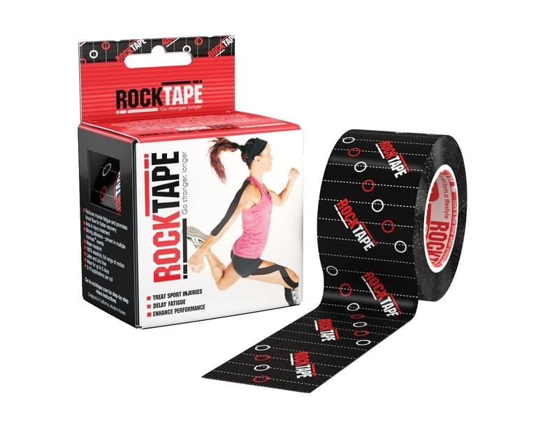 RockTape, 5см×5м, clinical