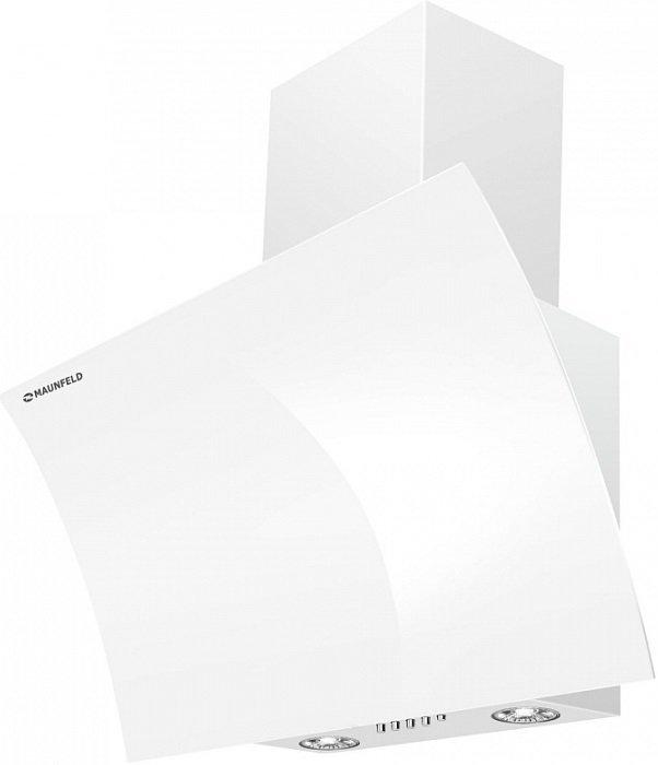 MAUNFELD Blast Push 60 White Glass White