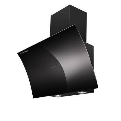 MAUNFELD Blast 90 Black Glass Black