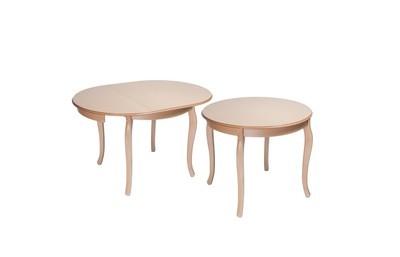 Обеденный деревянный стол АЗАЛИЯ К 900