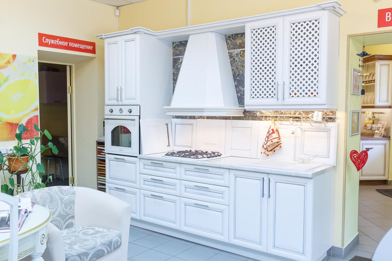 Кухня | Бук | Белый | Клио