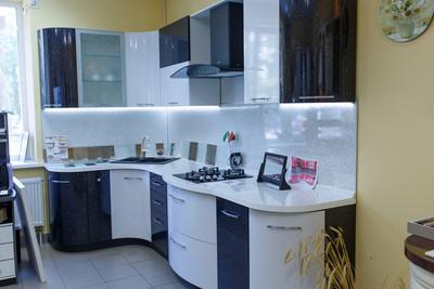 Кухня | Пластик | Arpa | Черный Белый