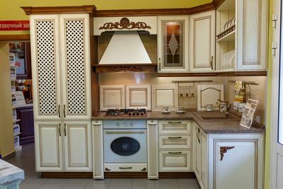 Кухня | Ясень | Млечный | Олимпия