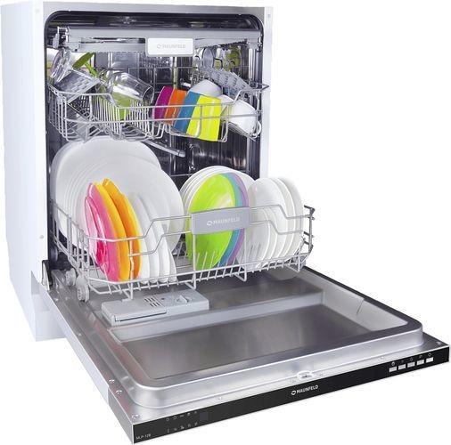 Посудомоечная машина Maunfeld МLP-12B, нержавейка