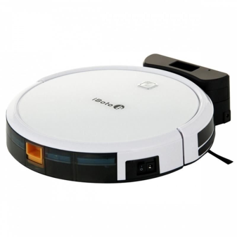 Пылесос-робот iBoto Aqua V715 25Вт белый