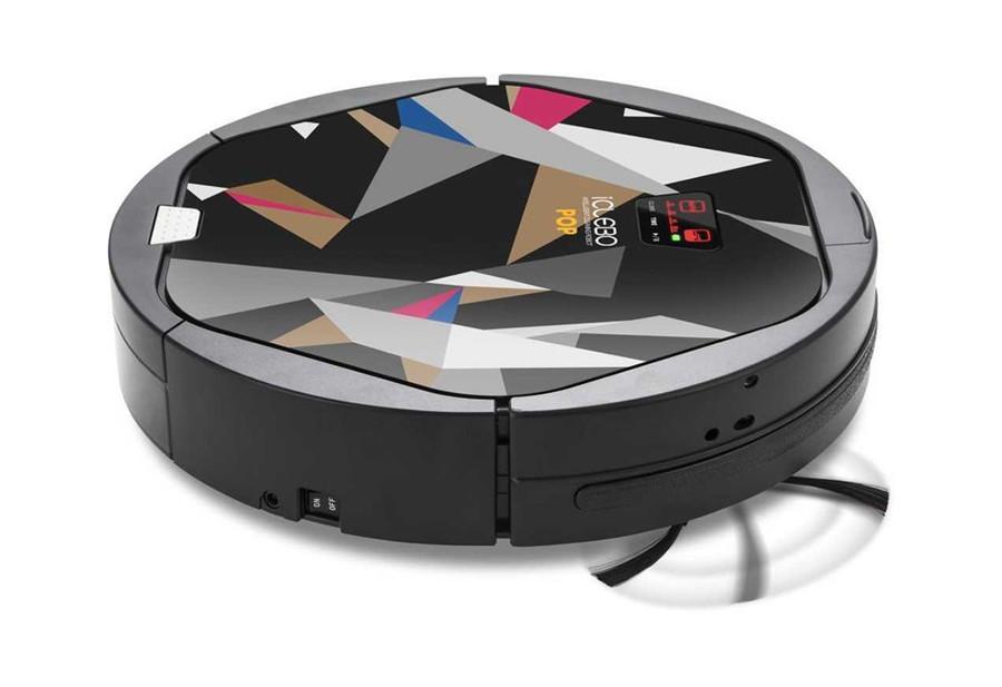 Пылесос-робот iClebo Pop Magic 12Вт ассорти
