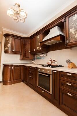 Кухня | Бук | Коричневый | Наяда
