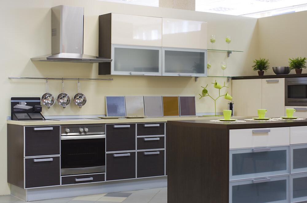 Кухня | Пластик | Lemark | Ванильный Венге