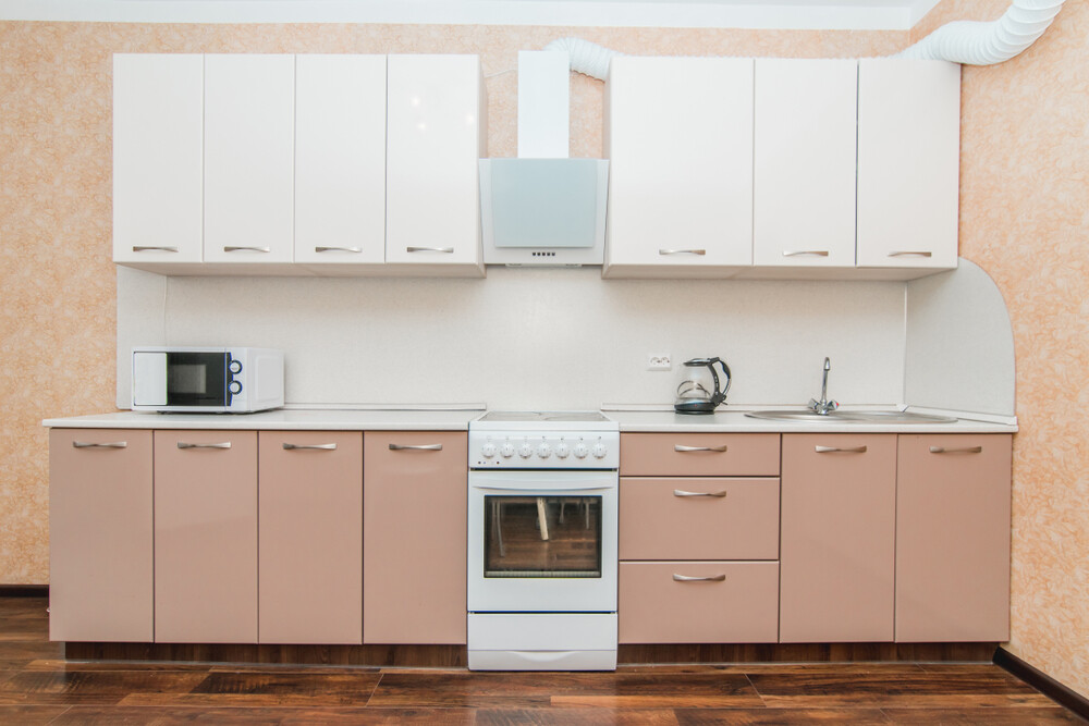 Кухня | Пластик | Lemark | Белый беж