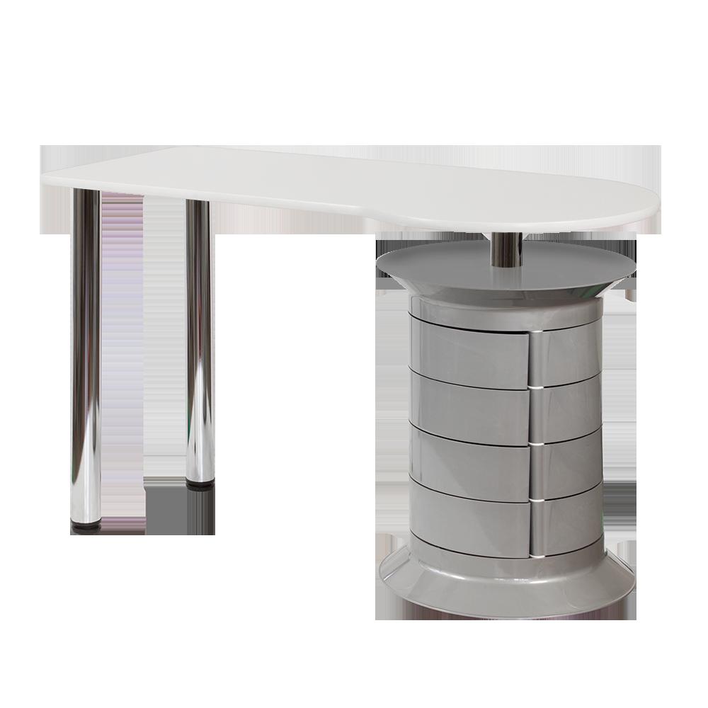 Письменный стол Silvio gray