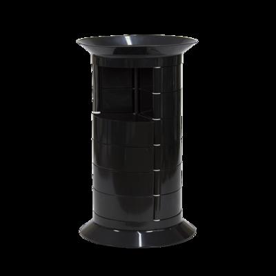Тумба для ванной комнаты Ofelia black