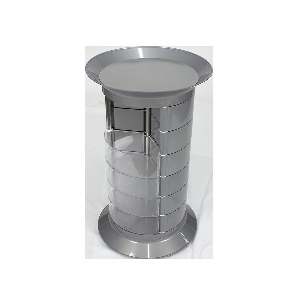 Тумба для ванной комнаты Ofelia Plus gray