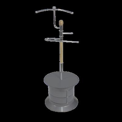 Костюмная вешалка Oscar gray
