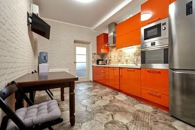 Кухня | Пленка | Глянец | Апельсин