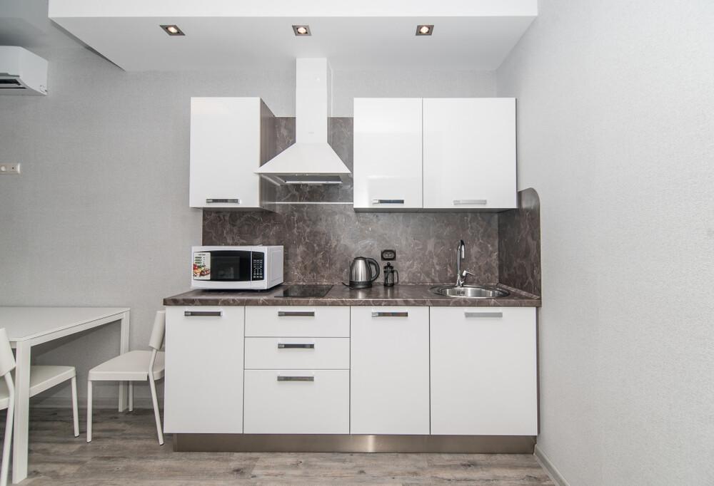 Кухня | Пленка | АГТ | Белый