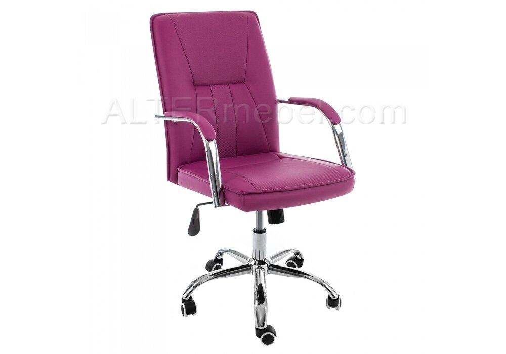 Компьютерное кресло Nadir фиолетовое