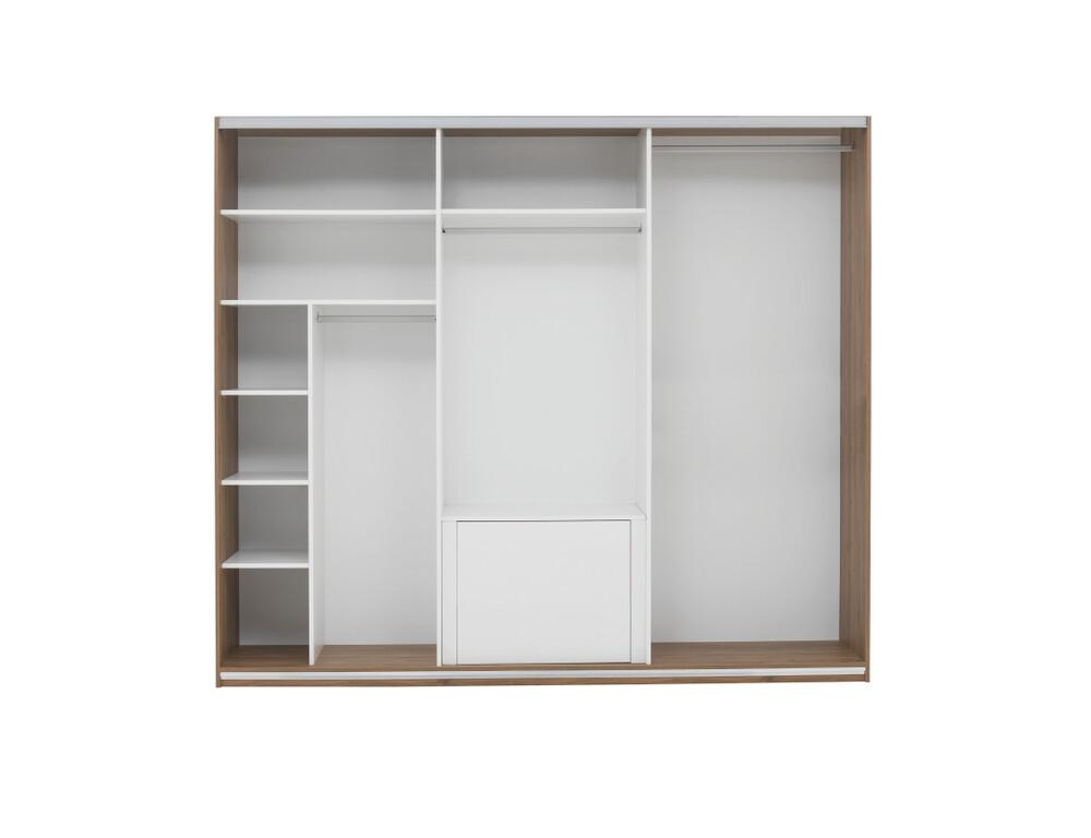 Корпус шкафа для 3-х дверей