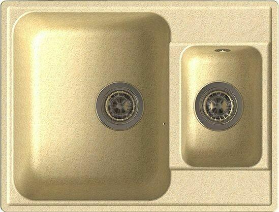 Кухонная мойка Granfest 615 GF-Quarz (ECO-09)