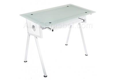 Компьютерный стол Rubin white