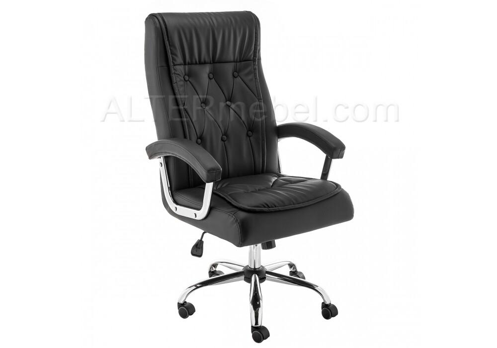 Компьютерное кресло Karter черное