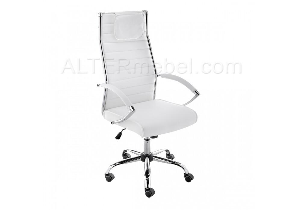 Компьютерное кресло Spike белое