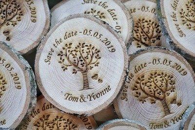 Holz-Rinden