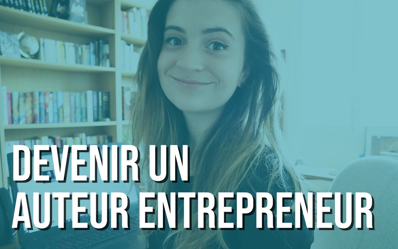 Formation Devenir un auteur entrepreneur