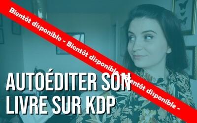 Formation Autoéditer son livre sur KDP (TEST)