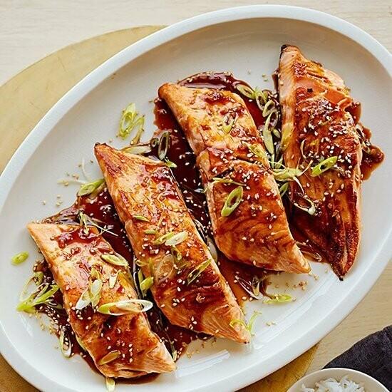 Shabbat Combo - FISH Teryaki