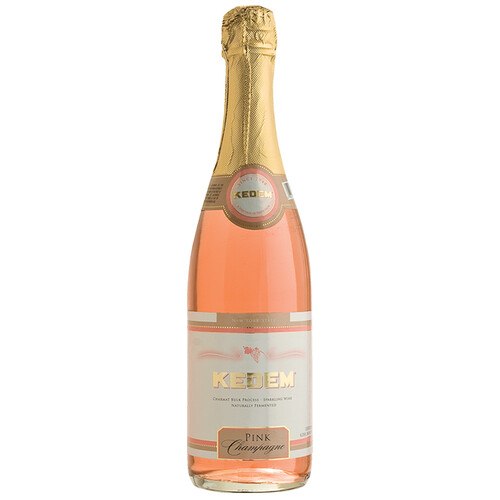 Pink Champagne style by Kedem
