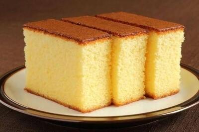 Vanilla Cake - Dessert