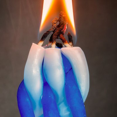 Havdalah Candle + besomim