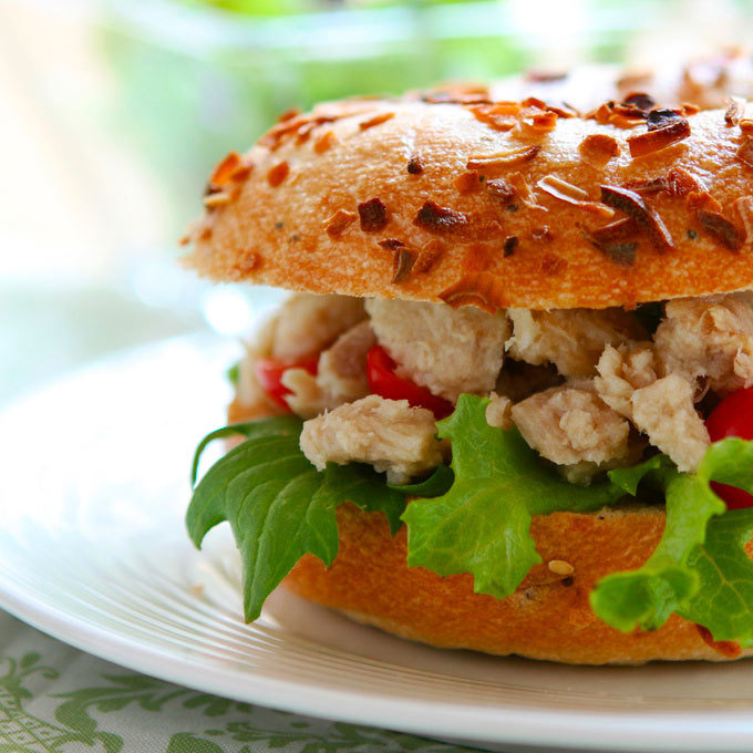 Tuna Salad- Lunch Box