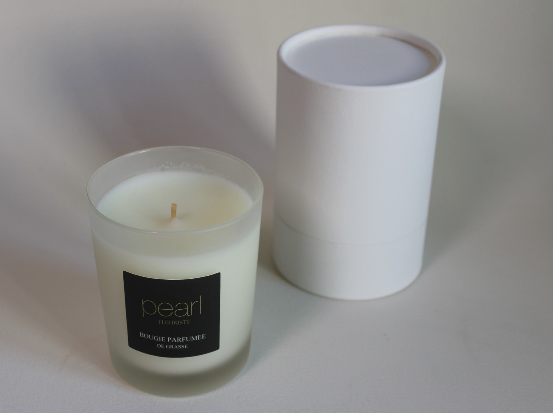 Bougies parfuméee Pearl