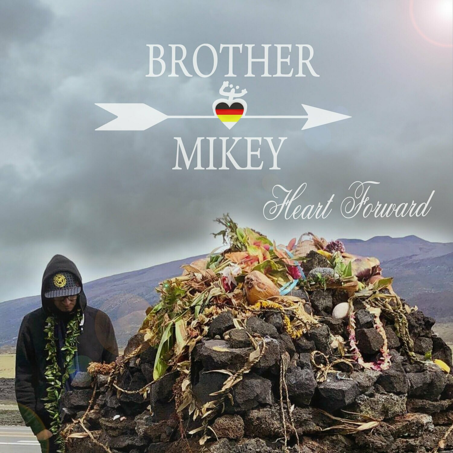 """""""Heart forward""""cd by Brother Mikey"""