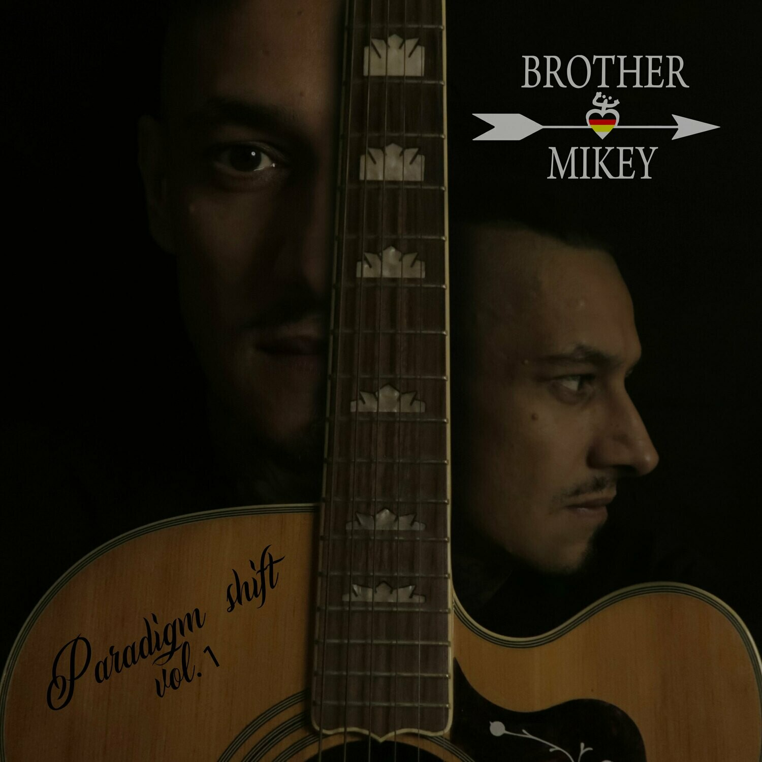 """""""Paradigm shift vol1"""" cd by Brother Mikey"""