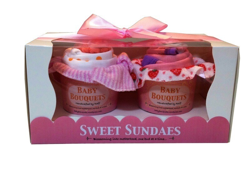 Sweet Sundaes - Baby Girl