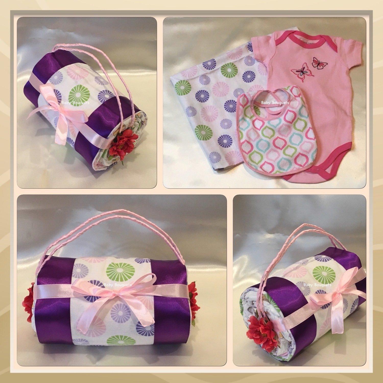 Dainty Bag - Baby Girl