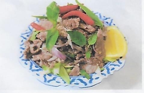 Salade de boeuf / Beef salad