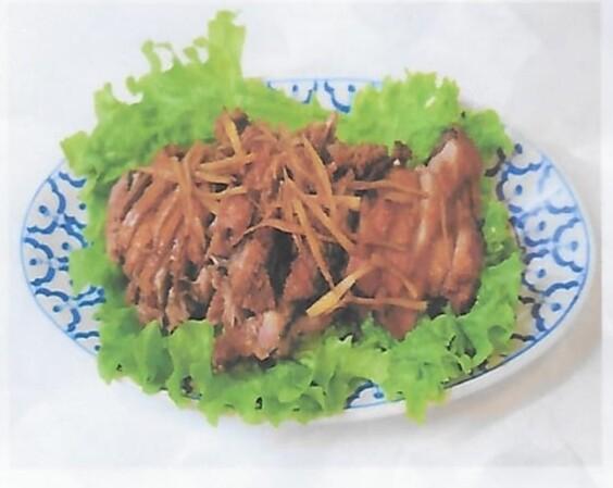 Canard roti special Boky / Special Boky roast duck