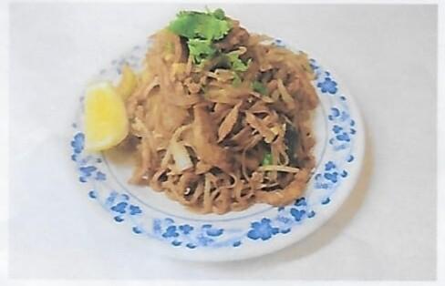 Nouilles sauté ( à votre choix ) / Fried noodles ( at your choice )