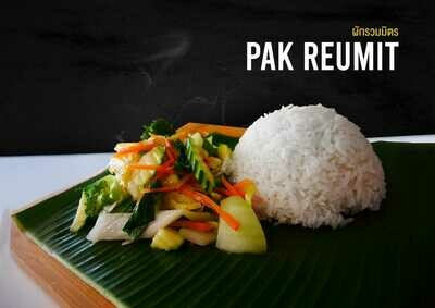 PAK REUMIT - Assortiment de légumes Mixed of vegetables