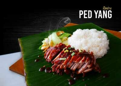 PED YANG - Canard laqué Roasted duck