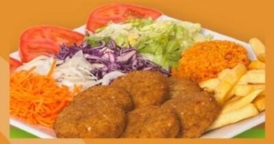 Assiet Falafel