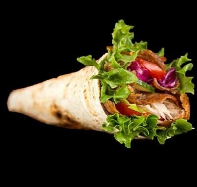Durum-Falafel